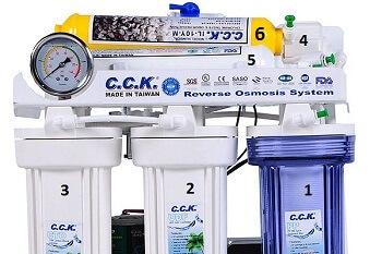 دستگاه تصفیه آب CCK
